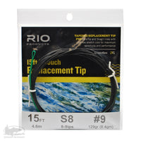 RIO 15ft InTouch Replacement Tips - Type 8 - 9wt