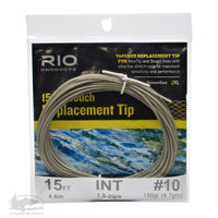 RIO 15ft InTouch Replacement Tips - Intermediate - 10wt
