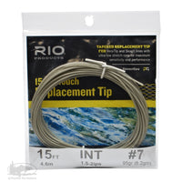 RIO 15ft InTouch Replacement Tips - Intermediate - 7wt