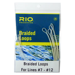 RIO Braided Loops - 4 pk