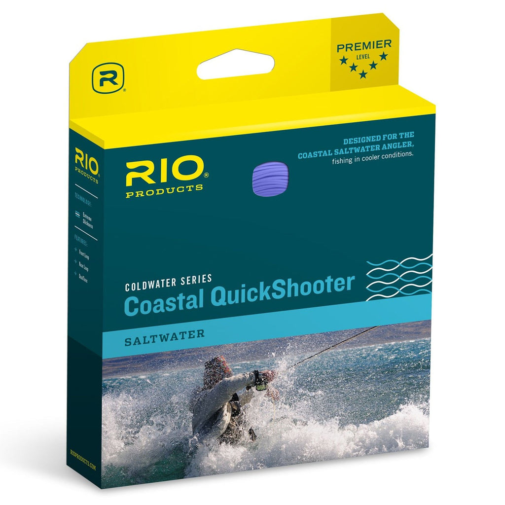 RIO Coastal QuickShooter XP - Pacific Fly Fishers