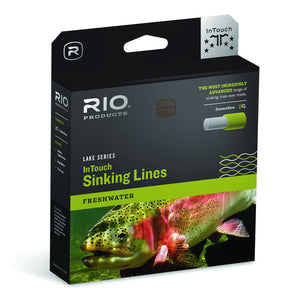 RIO InTouch Deep 3 Sinking Line Box - Pacific Fly Fishers
