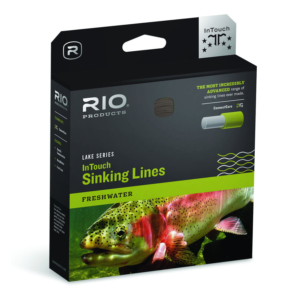 RIO InTouch Deep 6 Sinking Line Box - Pacific Fly Fishers