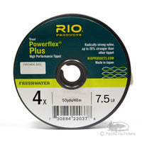 RIO Powerflex Plus Tippet - 4X
