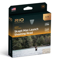 RIO Skagit Max Launch - Shooting Head Spey Line