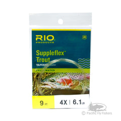 Rio 9ft Suppleflex Trout Leaders