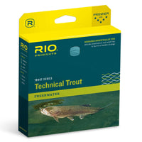 RIO Technical Trout Floating Presentation Fly Line