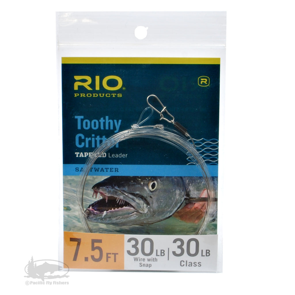 RIO Toothy Critter Wire Leaders