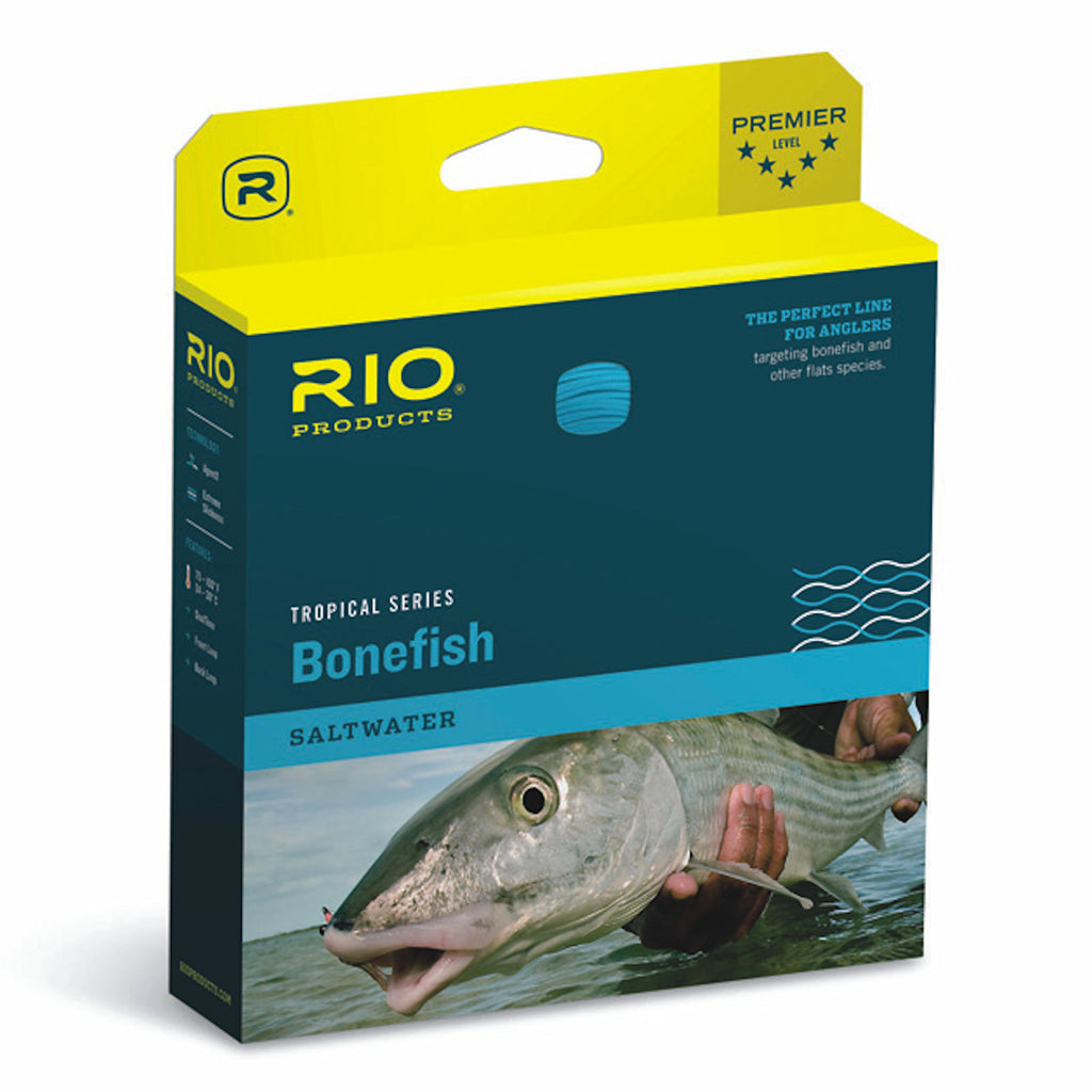 RIO Bonefish Quickshooter - Pacific Fly Fishers