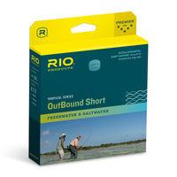RIO Tropical Outbound Short - Floating - Fly Line