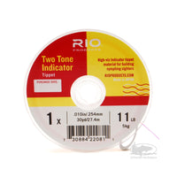RIO Two-Tone Indicator Tippet - 1X
