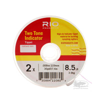 RIO Two-Tone Indicator Tippet - 2X