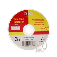 RIO Two-Tone Indicator Tippet - 3X