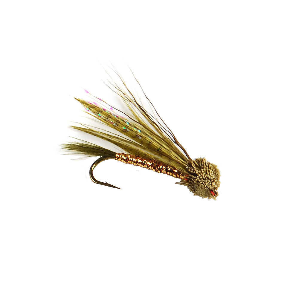Rolled Minnow Olive