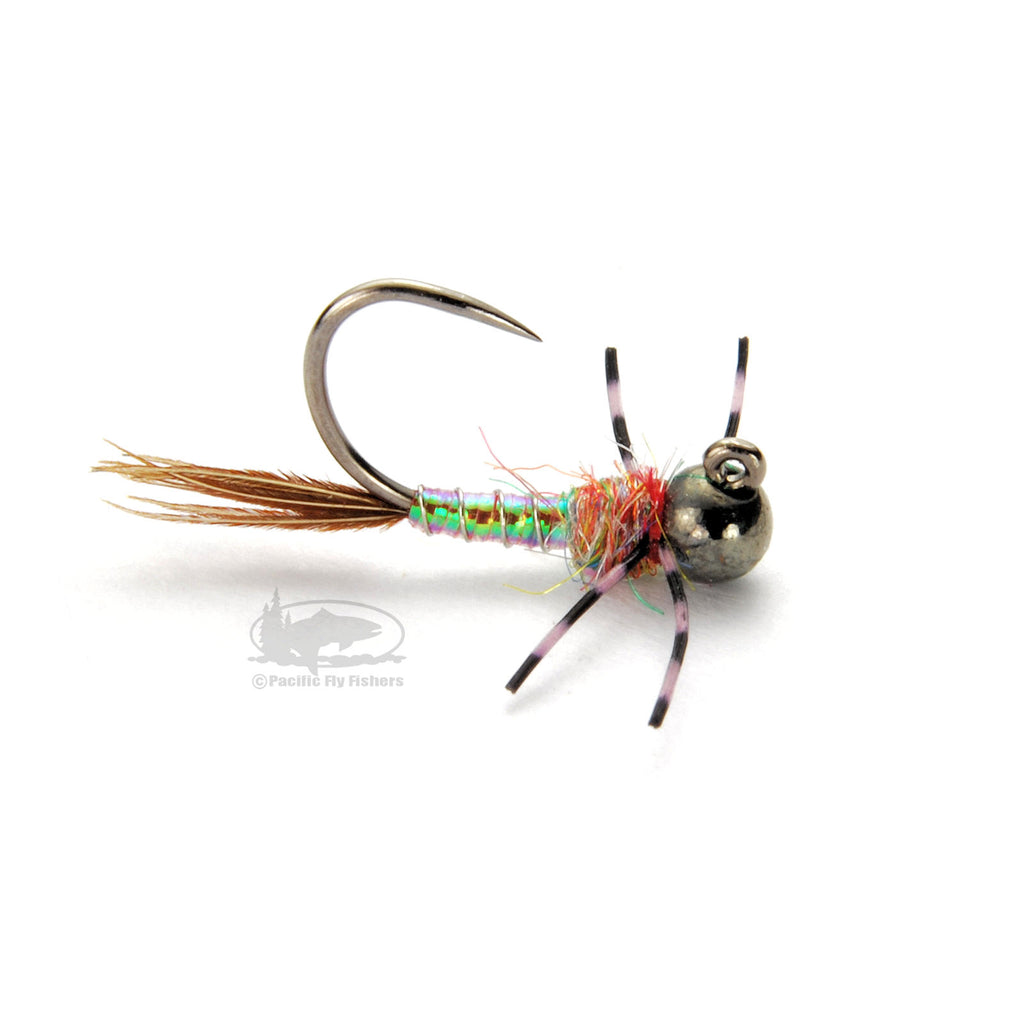 Sassi's Solution Jig - Euro Nymph - Fly Fishing Flies