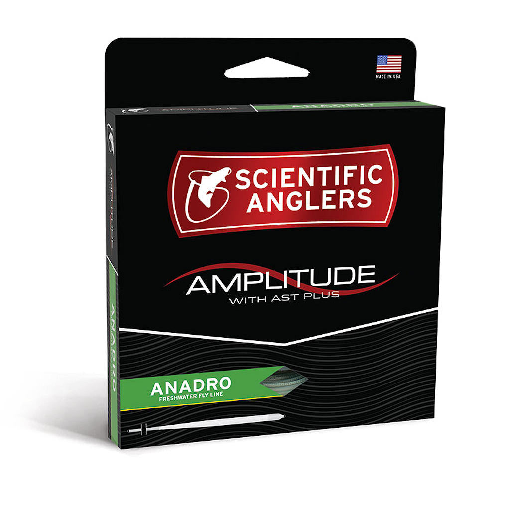 Scientific Anglers Amplitude Smooth Anadro Fly Line - Fly Fishing Steelhead Lines