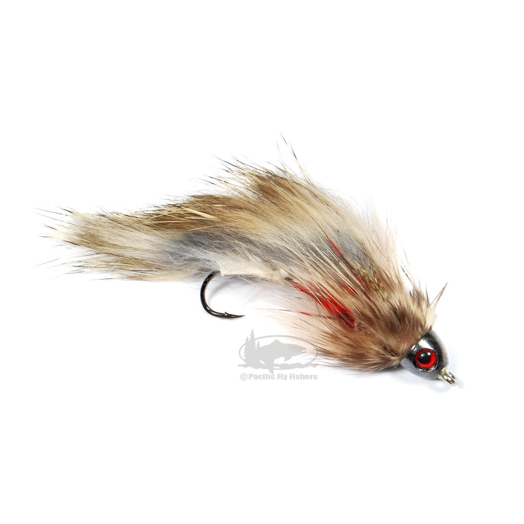 Sculpzilla Junior - Natural - Streamer Fly