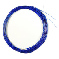 Senyo's Intruder Trailer Hook Wire - Blue