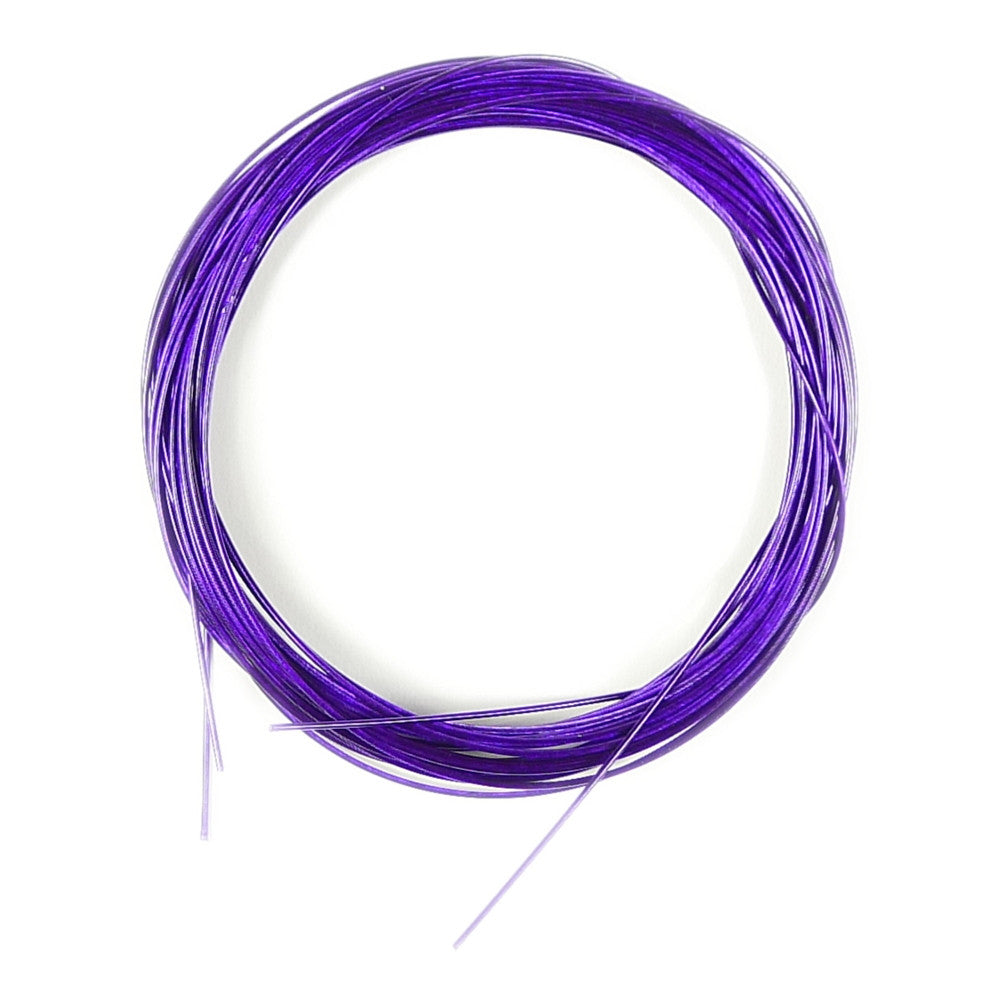 Senyo's Intruder Trailer Hook Wire - Purple