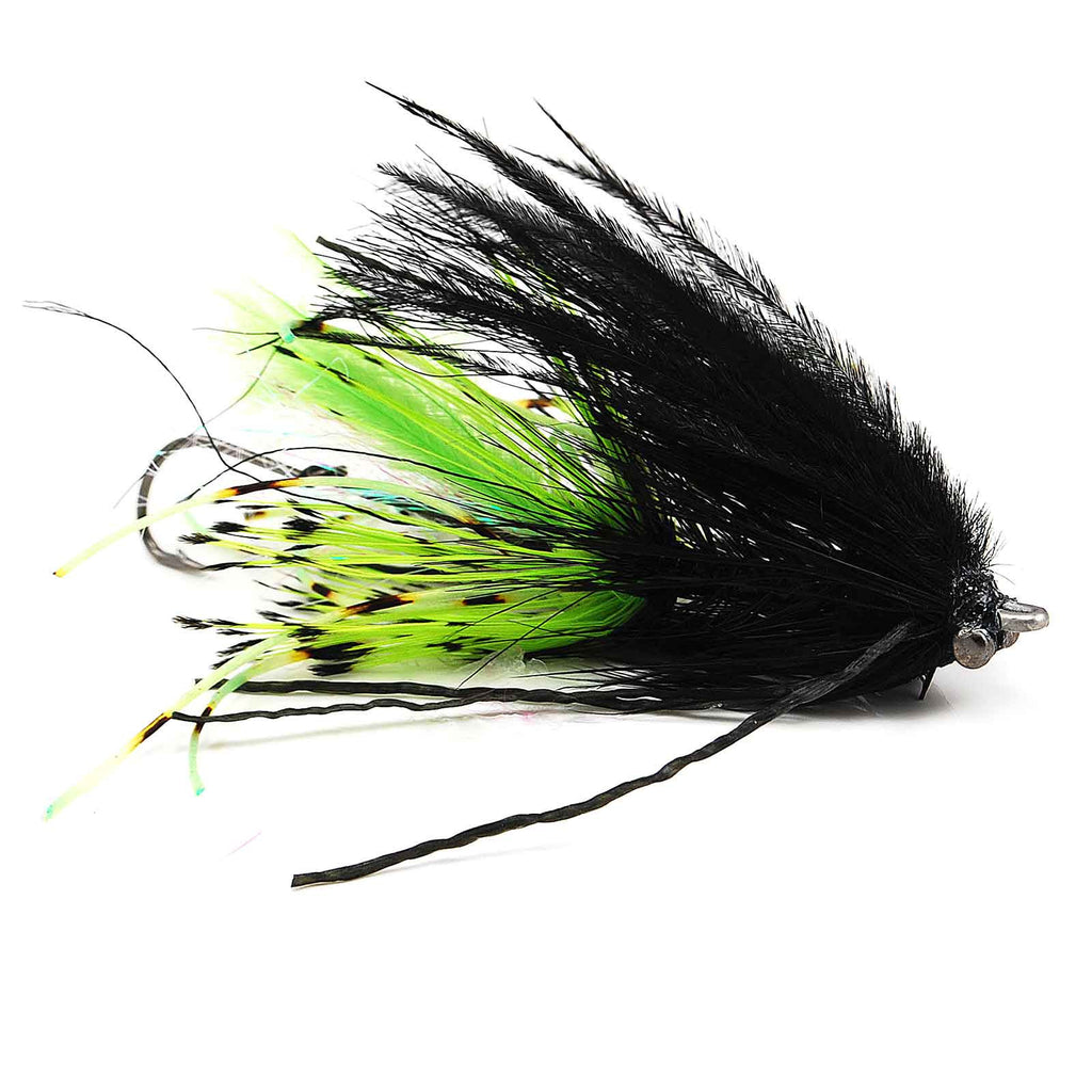 Silvey's Extractor Mini - Black & Chartreuse
