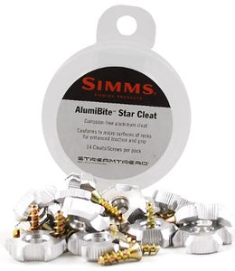 Simms AlumiBite Cleat