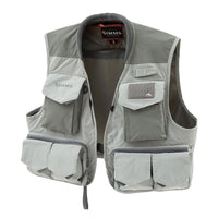 Simms Freestone Vest - Smoke - Fly Fishing Vests
