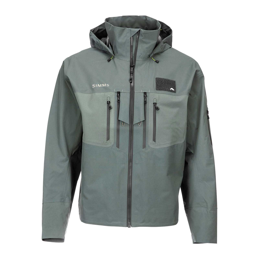 Simms G3 Guide Tactical Jacket - Shadow Green
