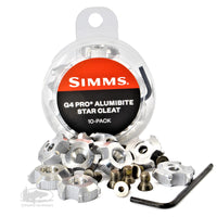 Simms G4 Pro Alumibite Star Cleats