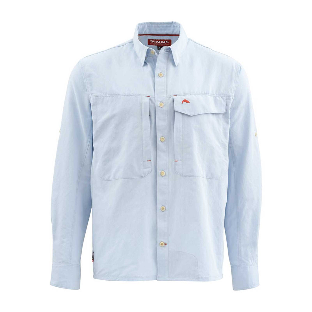 Simms Guide Shirt - Light Blue