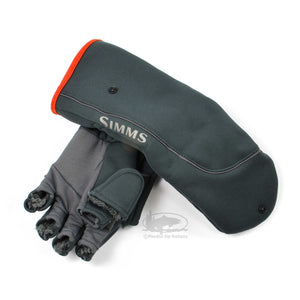 Simms Guide Windbloc Foldover Mitt - Clearance Sale