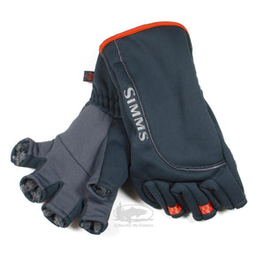 Simms Guide Windbloc Half Finger Mitt