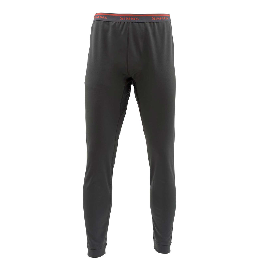 Simms Midweight Core Bottoms - Carbon