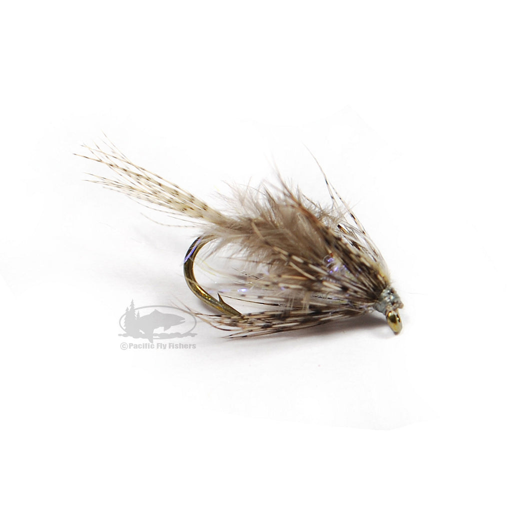 Slow Water Emerger - Gray