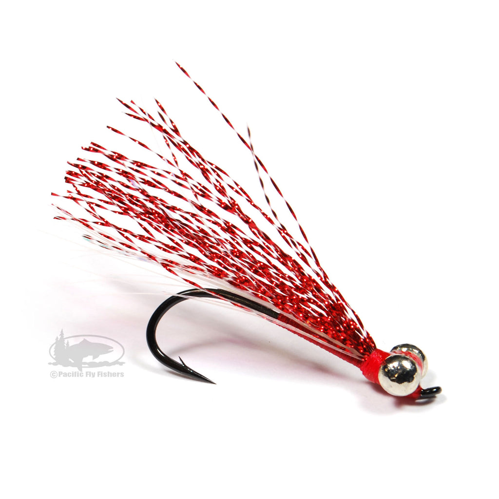Sockeye Killer - Red - Sockeye Salmon Fly