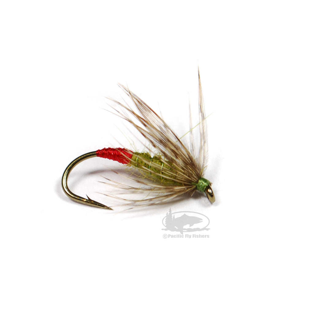Specter Soft Hackle - Olive