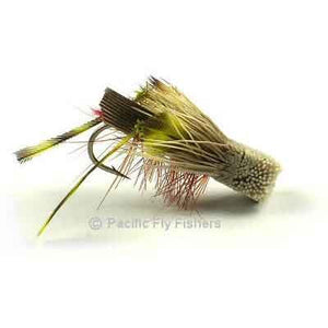 Dave's Hopper - Yellow - Pacific Fly Fishers