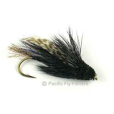 Steelhead Muddler - Black