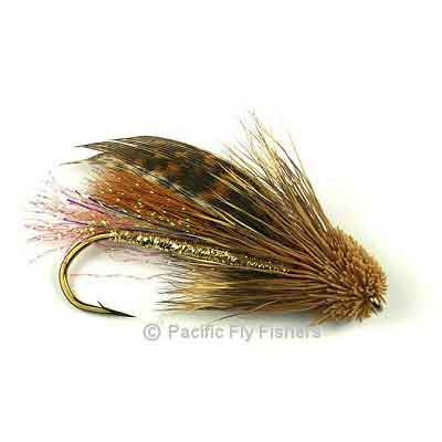 Steelhead Muddler - Natural
