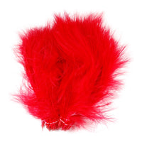 Strung Blood Quill Marabou - Red