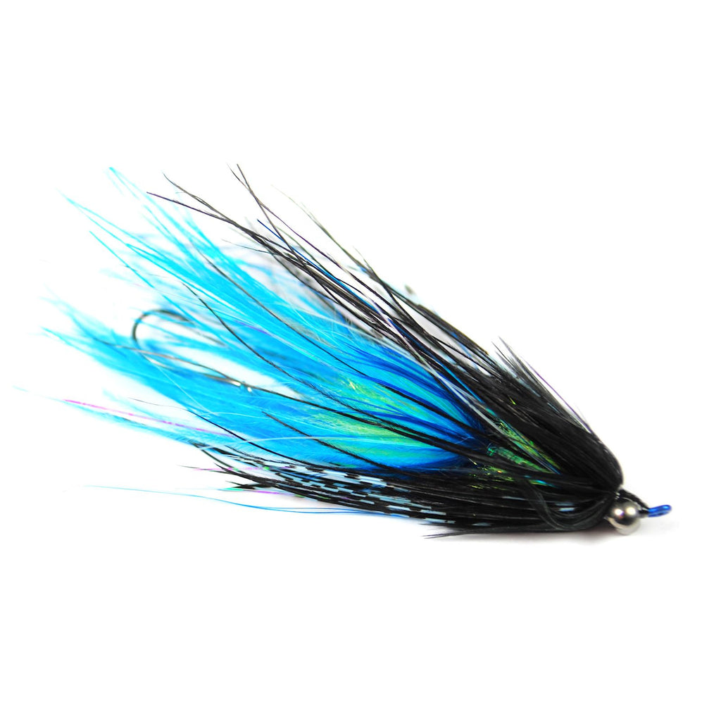 Stu's Ostrich Intruder - Black/Blue