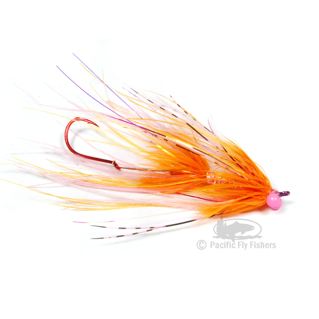 Stu's Ostrich Intruder - Orange/Pink