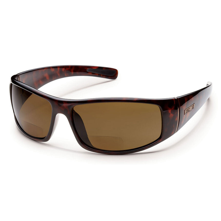 Suncloud Atlas - Bifocal - Tortoise / Brown