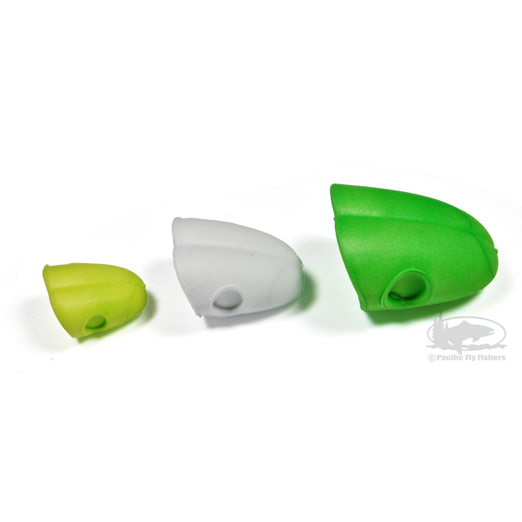 Surface Seducer Double Barrel Popper Bodies - Pacific Fly Fishers