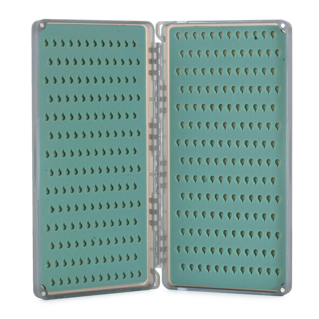 Tacky The Original 2X Fly Box - Two Sided Silicone Fly Box