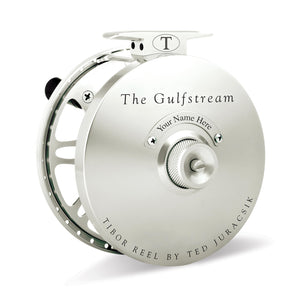 Tibor Gulfstream Reels - Frost Silver