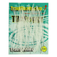 Trout Beads TB Peggz - Clear
