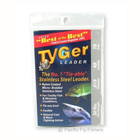 Tyger Steel Leader - Pacific Fly Fishers