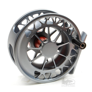 Waterworks-Lamson Guru II Reels - Grey/Orange - Fly Fishing Reels