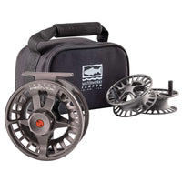 Waterworks-Lamson Remix Reel 3-Pack - Smoke