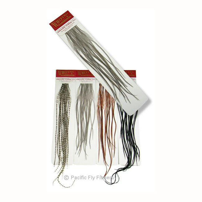 Whiting 100 Dry Fly Saddle Packs - Pacific Fly Fishers